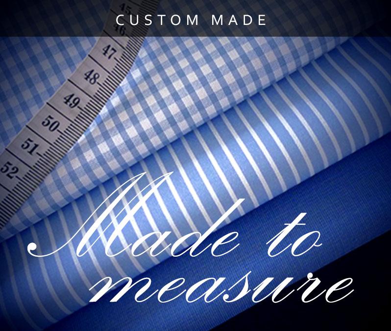 Armstrong the shirt Made to Measure