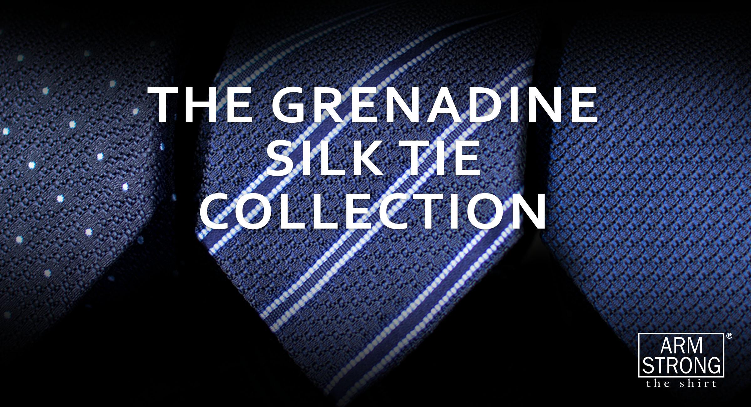 Grenadine Silk Ties
