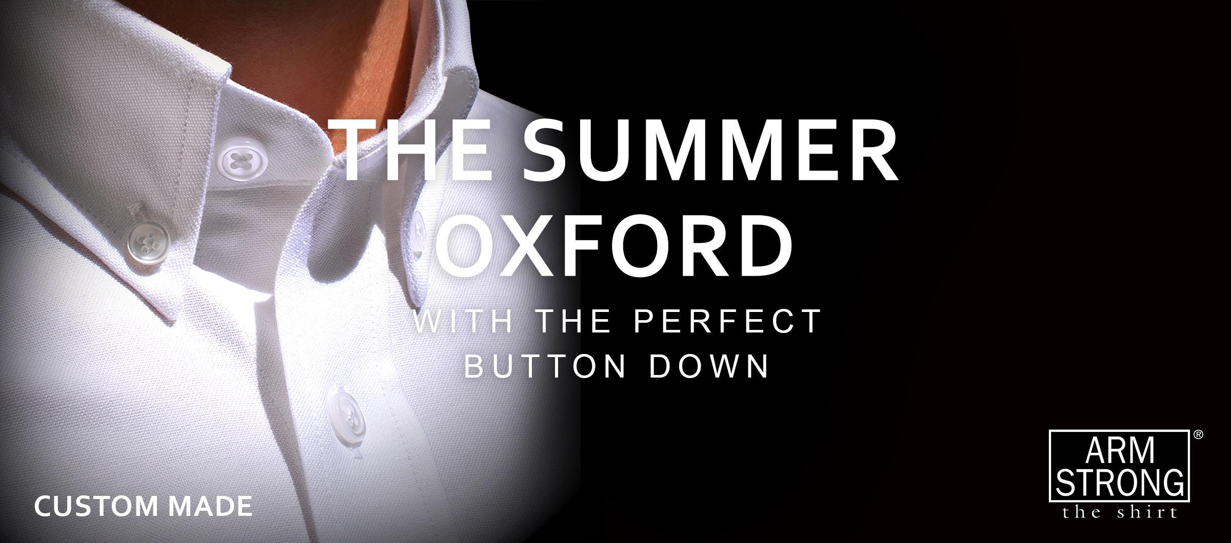 The Timeless Oxford Custom Made