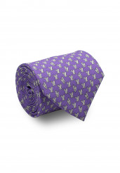 PURPLE SURFBOARD TIE