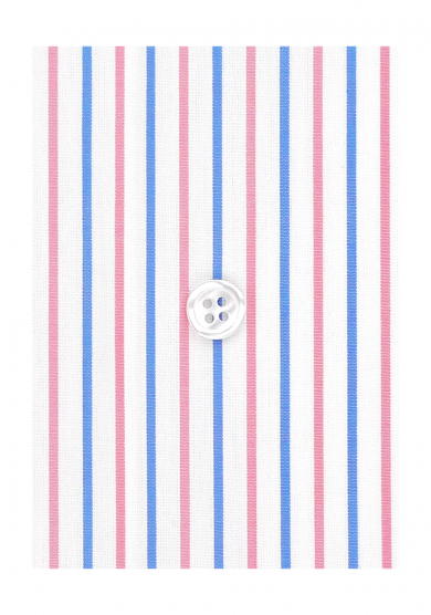 MULTI STRIPE POPLIN