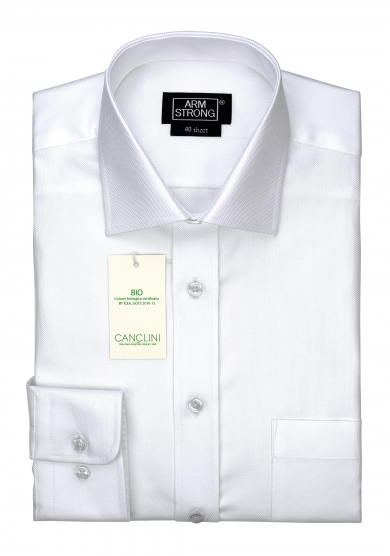 ECO WHITE OXFORD