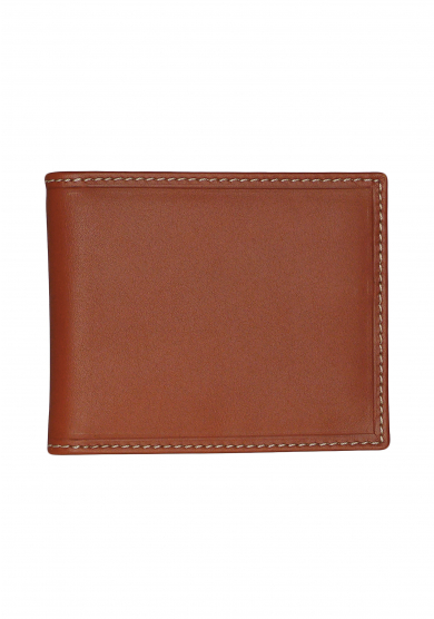 BROWN SOLID WALLET