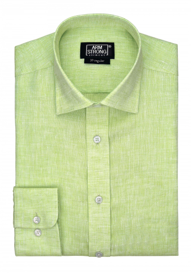 LIGHT GREEN LINEN