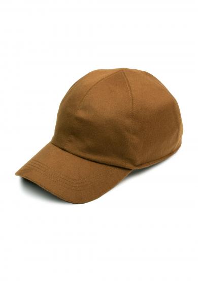 CAMEL LORO PIANA CASHMERE CAP