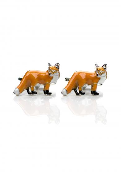 FOX CUFF LINK