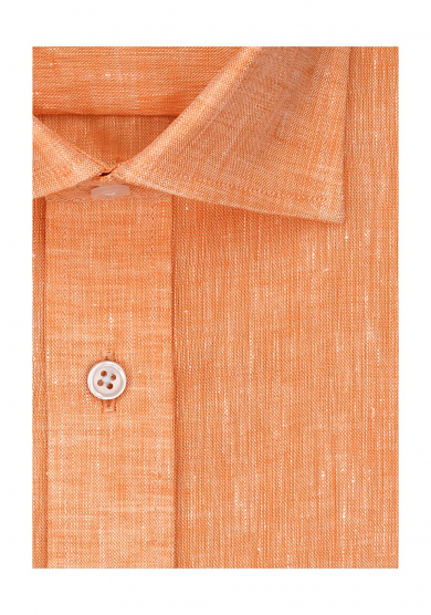 LIGHT ORANGE LINEN