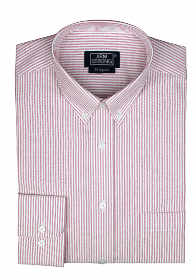 RED STRIPE OXFORD