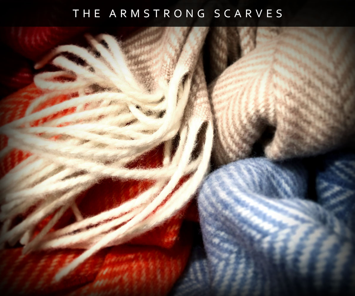 The Armstrong Scarves