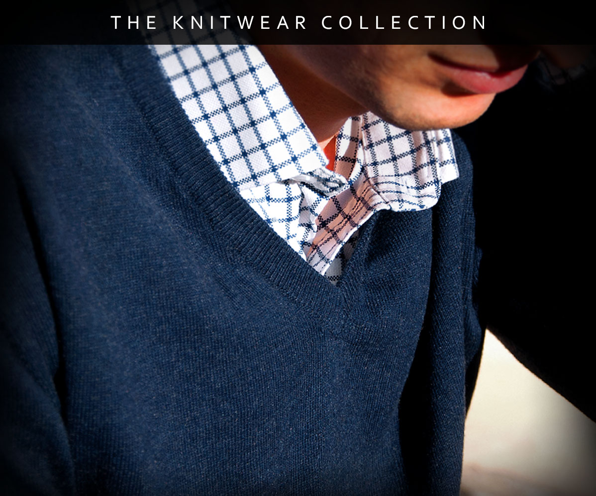 The Armstrong Knitwear Collection