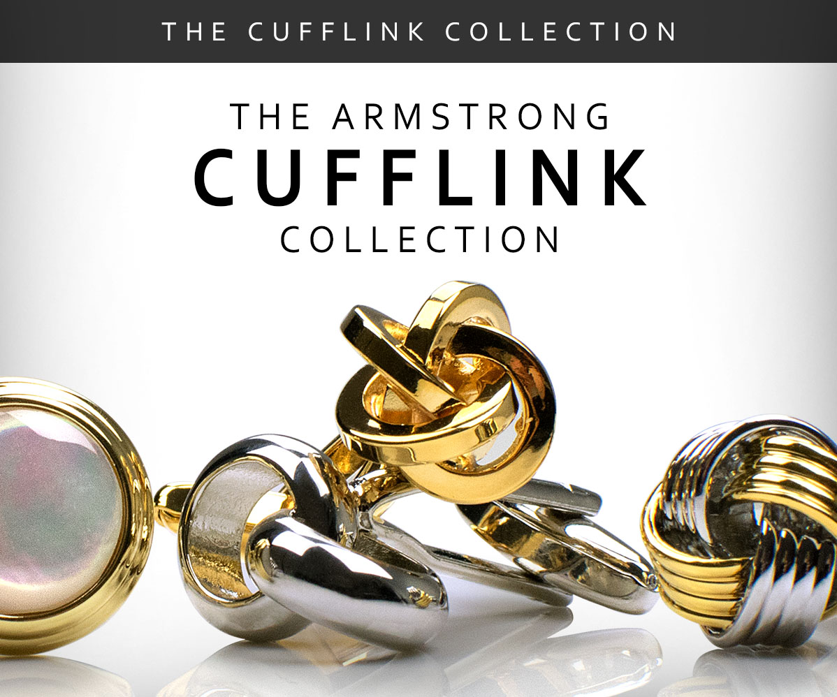 The Armstrong Cufflink Collection