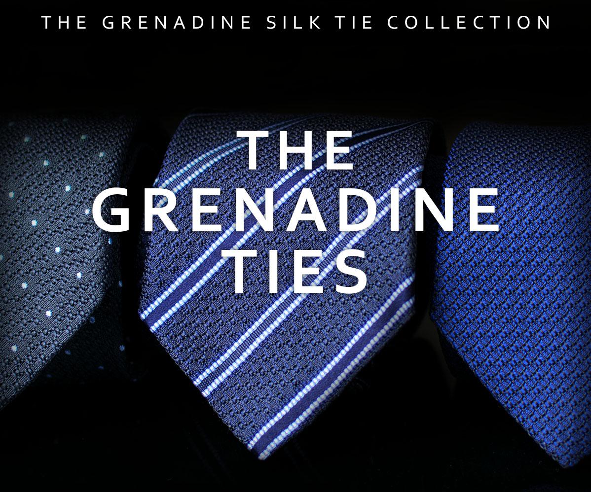 The Grenadine Ties