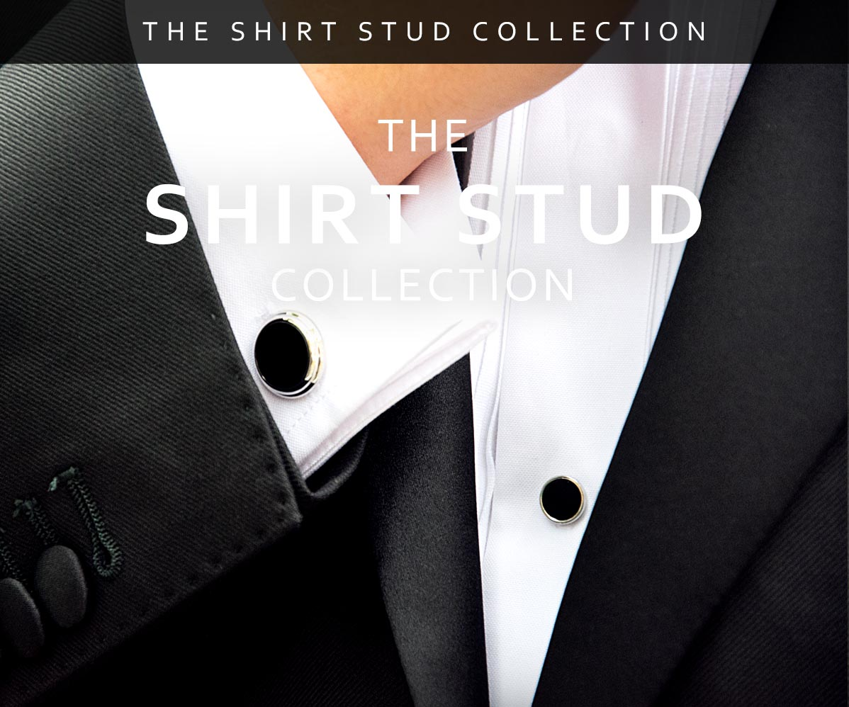 The Shirt Stud Collection