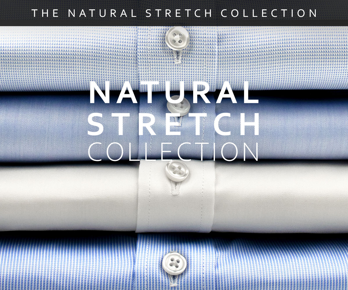 The Armstrong Natural Stretch Collection