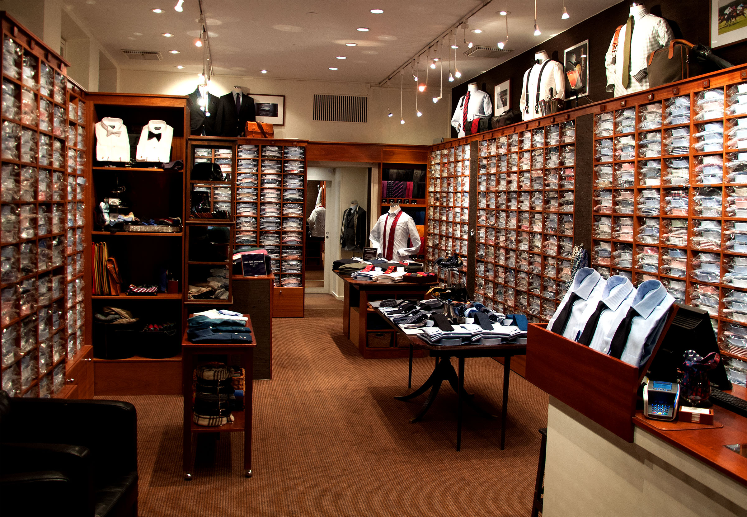 Flagship Store Interior
