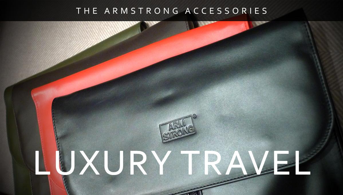 Shirt Case - Luxury Travel
